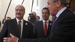 Хафтар напусна Москва без да подпише споразумението