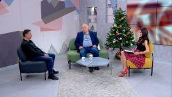 "Следобед с БСТВ (11.12.2019), гости: Бойко Петков, вокалист на група ""Клас"", автор на композиции и Момчил Колев, музикант"