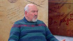 """""""Не се страхувай"""" с Васил Василев (13.01.2020), Втора част, гост: професор Александър Маринов, социолог и политик"""