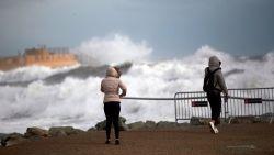 """Очакват бурята """"Глория"""" да удари и Южна Франция"""