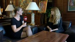 """Италианската актриса Лоредана Каната: """"Италия рискува отново да завие към фашизма"""""""