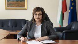Корнелия Нинова: Проф. Кантарджиев е почтен човек и доказан специалист
