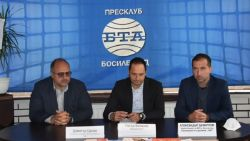 Българите в Цариброд и Босилеград алармираха при срещата си с Петър Витанов за опасна река, проблеми с паспортите и образованието