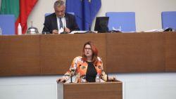 Сидорова: Водните ресурси в България се управляват с остарели методи, липса на отговорност, безхаберие, липса на контрол