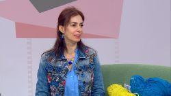 """""""Нашият следобед"""" с БСТВ (11.02.2021), гост: Ирена Бучкова, тъкач на щастие"""