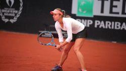 Виктория Томова с първи 1/4-финал в турнир УТА 250