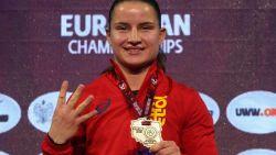 Пета европейска титла за Биляна Дудова