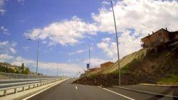 Пак пропадна част от новия булевард във Варна