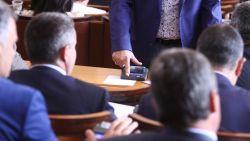 Приеха и на второ четене актуализацията на бюджета