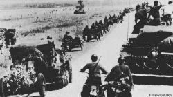 22 юни 1941 година - нацистка Германия вероломно напада СССР. Започва Великата отечествена война!
