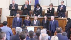 Петима народни представители от БСП положиха клетва