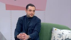 """""""Нашият следобед"""" с БСТВ (20.01.2021), гост: Христо Пенчев, предприемач, основател на музикална компания"""