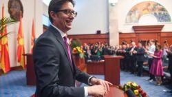 Новият президент на Северна Макадония встъпва в длъжност
