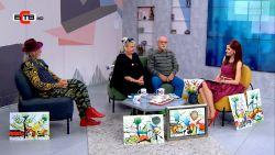 Нашият следобед с БСТВ (02.11.2020), гости: Габриела Жекова, Иван Яхнаджиев и Симеон Кръстев