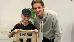 """Момчето, което пребори рака и сбъдна мечтата си да играе за """"Манчестър Юнайтед"""""""
