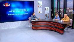 България се събужда (10.06.2019 г.), гости Иван Каралев и Люба Батембергска