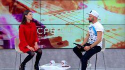 """""""Срещи"""" със Стоян Петров (30.10.2020), гост: Димитрина Германова"""