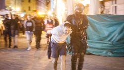 Словашката полиция с разкрития за мелето в центъра на Братислава, в което участваха фенове на Левски