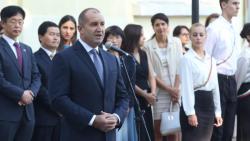 Президентът за скандалите в БНР: Свободата на словото в България е в криза