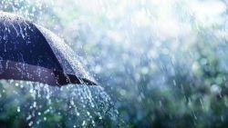 Отново дъжд и гръмотевици