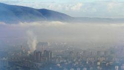 Евростат: България отново е с най-мръсен въздух в ЕС
