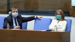 ГЕРБ отново скри Борисов от парламента по темата за Северна Македония