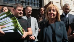 Мая Манолова: Ще управлявам София с ума, таланта, вярата, надеждата и любовта на всички столичани