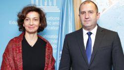 Радев пред ЮНЕСКО: Образователната и научна инфраструктура трябва да бъде развивана равномерно в света