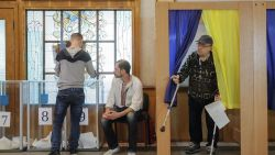 Парламентарни избори в Украйна