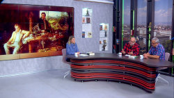 Културен фрон с Юлия Владимирова (13.10.2019), гости: Любен Козарев и проф. Стилян Йотов