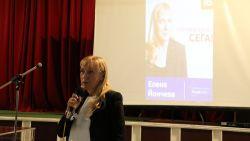 Елена Йончева в Берковица: Ще сложим край на геноцида върху възрастните хора