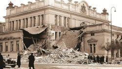 На 10 януари 1944 г. САЩ и Великобритания започват първите комбинирани дневно- нощни бомбардировки срещу България