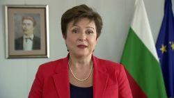 Кристалина Георгиева е избрана за управляващ директор на МВФ