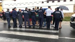 Сблъсъци по време на протест заради липсата на вода във Велинград