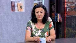 """""""В обектива"""" с Валерия Касиян (12.07.2019), гост Зорница Илиева"""