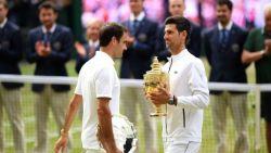 Джокович спечели велик финал на Уимбълдън срещу Федерер