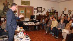 Иво Христов в Хасково: Проблемът на България е изключителното усещане за задушлива несправедливост