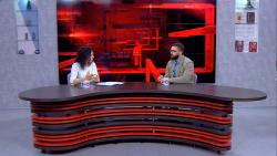 """""""В обектива"""" с Валерия Касиян (26.07.2019), гост Стоян Мирчев, член на ИБ на БСП"""