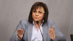 Нинова: Имаме информация за натиск и използване на службите на МВР за евроизборите в неделя