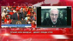 """""""Лява политика"""" с водещ Александър Симов (3.11.2020), част 2"""