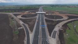 Руши се мостовата конструкция на Северната тангента