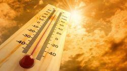 Опасно горещо време днес