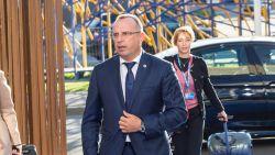 Порожанов подаде оставка, Борисов я прие