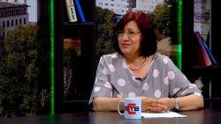 България се събужда (19.06.2019 г.), гост Милка Хрисова, зам.-председател на Столичния общински съвет