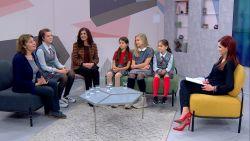 """""""Нашият следобед"""" с БСТВ (3.11.2020), гости: Лилия Старева и деца"""