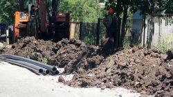 Водопроводът на Свищов бил с турски тръби за поливни системи, а не за водоснабдителни нужди
