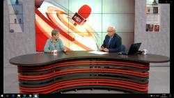 """""""Актуално от деня"""" с Велизар Енчев (12.09.2019) гост: проф. Искра Баева"""