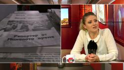 """Журналистът Йосиф Давидов представи новата си книга """"Репортер от Миналото време"""""""