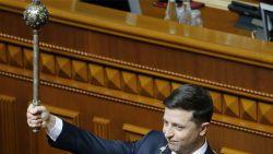 Новият президент на Украйна разпусна Парламента