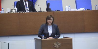 Корнелия Нинова: Затваряте държавата без да гарантирате грижа за хората /ВИДЕО/